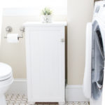 Beadboard Bathroom Cabinet (Build Plans)