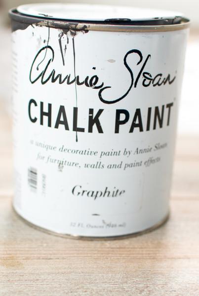 Annie Sloan Chalk Paint in Graphite