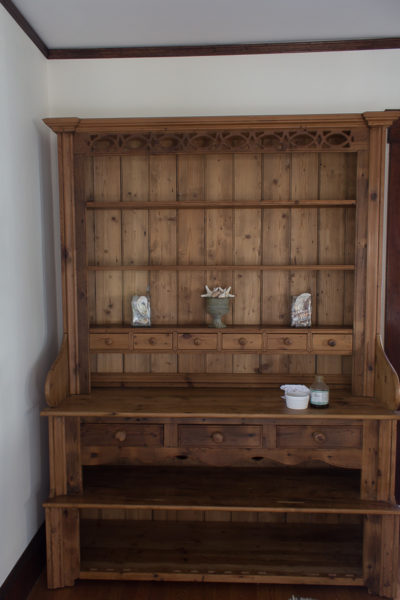 English Antique Welsh Dresser I New in our Dining Room