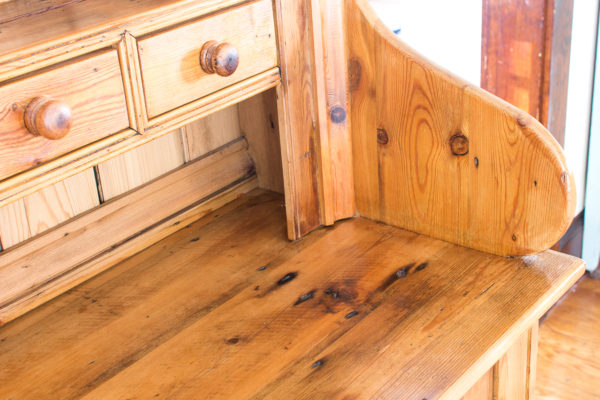 Revived Wood (After Hemp Oil)