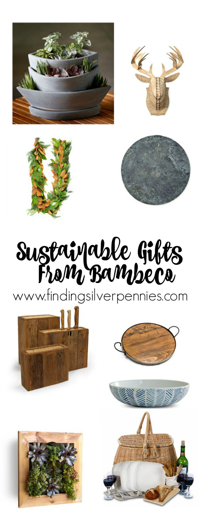 My Favorite Sustainable Gifts from Bambeco I Win a Bambeco Gift Card Giveaway