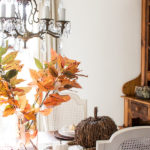 Thanksgiving in the Dining Room