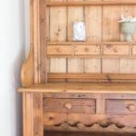 A Welsh Dresser & Reviving Wood