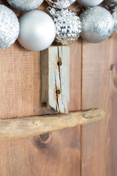 Driftwood and Ornaments
