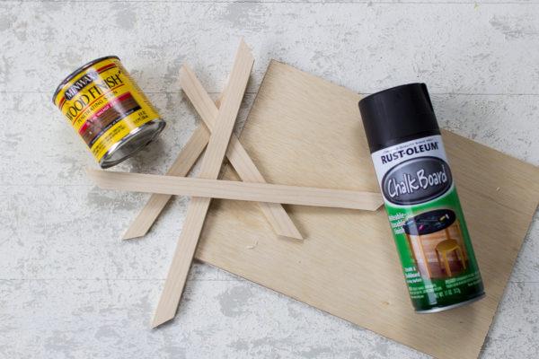 Chalkboard Materials