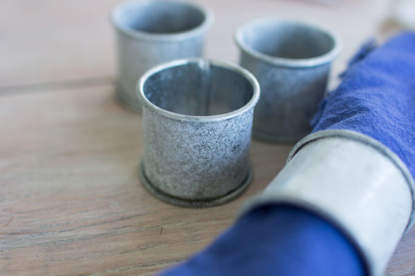Saltwash Napkin Rings I Finding Silver Pennies