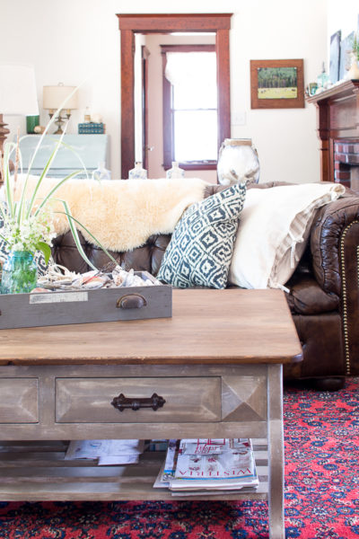 Finding Silver Pennies Living Room I Shop the Look