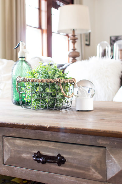Simple Winter Decorating On A Budget I Finding Silver Pennies