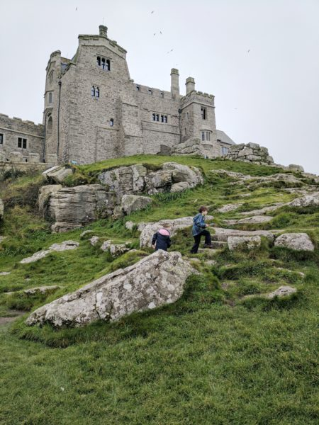 The Cornish Countryside: Our Trip to England I Finding Silver Pennies