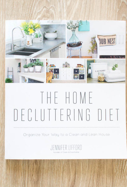 Spring Cleaning and The Home Decluttering Diet (Book Review)
