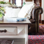 Coastal Textured Coffee Table