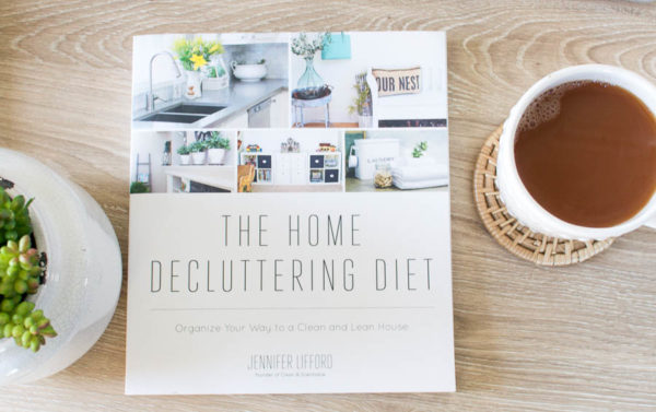 The Home Decluttering Diet Book Review I Finding Silver Pennies