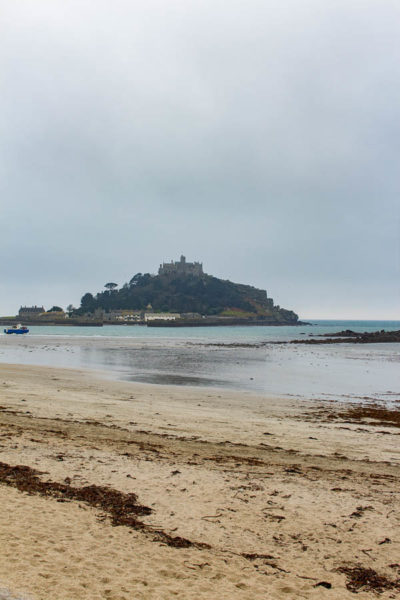 St. Michaels Mount I Finding Silver Pennies