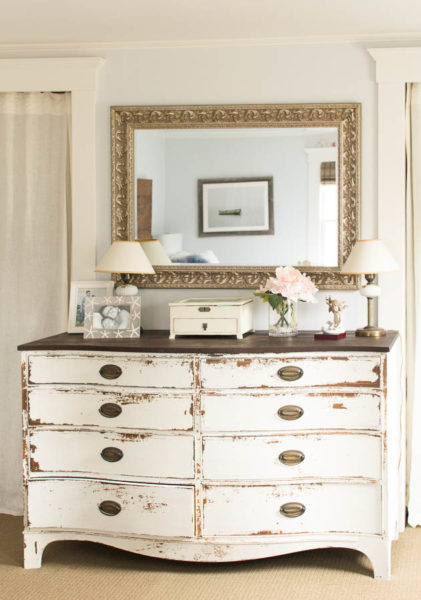 Spring Bedroom I Finding Silver Pennies