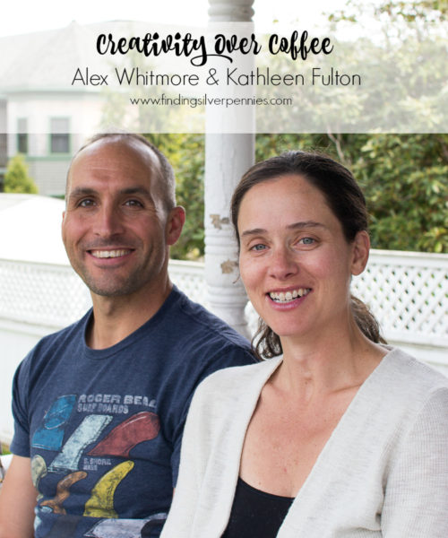 Creativity Over Coffee: Alex Whitmore & Kathleen Fulton (Founders of Taza Chocolate) I Finding Silver Pennies