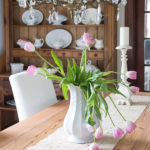 Decorating with Pink Flowers