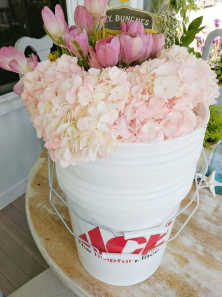 Flowers for Photo Styling with Romantic Country I Finding Silver Pennies