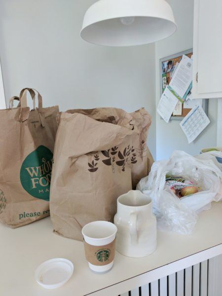 Groceries for photo styling with Romantic Country I Finding Silver Pennies