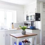 Bright White Cabinets