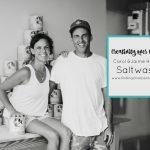 Creativity Over Coffee: Carol and Jaime Hunter (Saltwash®)