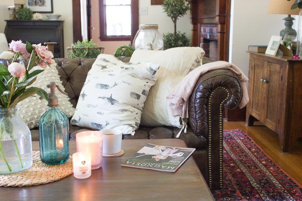 Summer Home Tour I Finding Silver Pennies