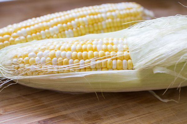 Fresh Corn on the Cob I Finding Silver Pennies