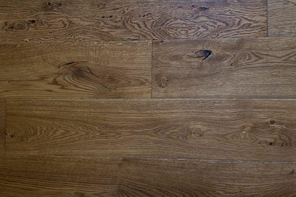 Sierra Planked Flooring Installed