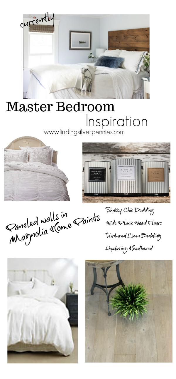 Master Bedroom Design Inspiration I Finding Silver Pennies
