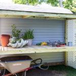 Lean-To Potting Shed (Build Plans)