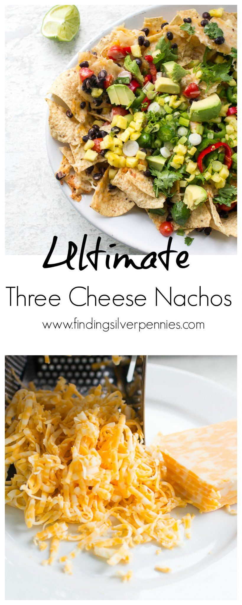 How to make the ultimate three cheese nachos with spicy jalapeño and pineapple