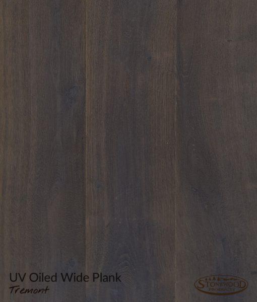 Sawyer Mason Wide Plank Flooring in Tremont