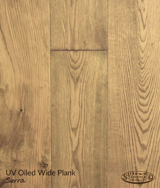 Sawyer Mason Wide Plank Flooring in Sierra