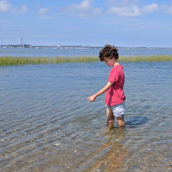 Dipping our toes in the water, our day trip to Provincetown