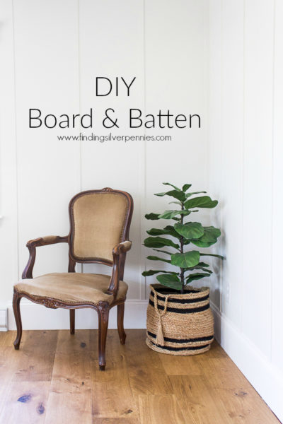 I love the look of cottage paneling and today I'm gonna share how to get that look easily and affordably with DIY Board and Batten.