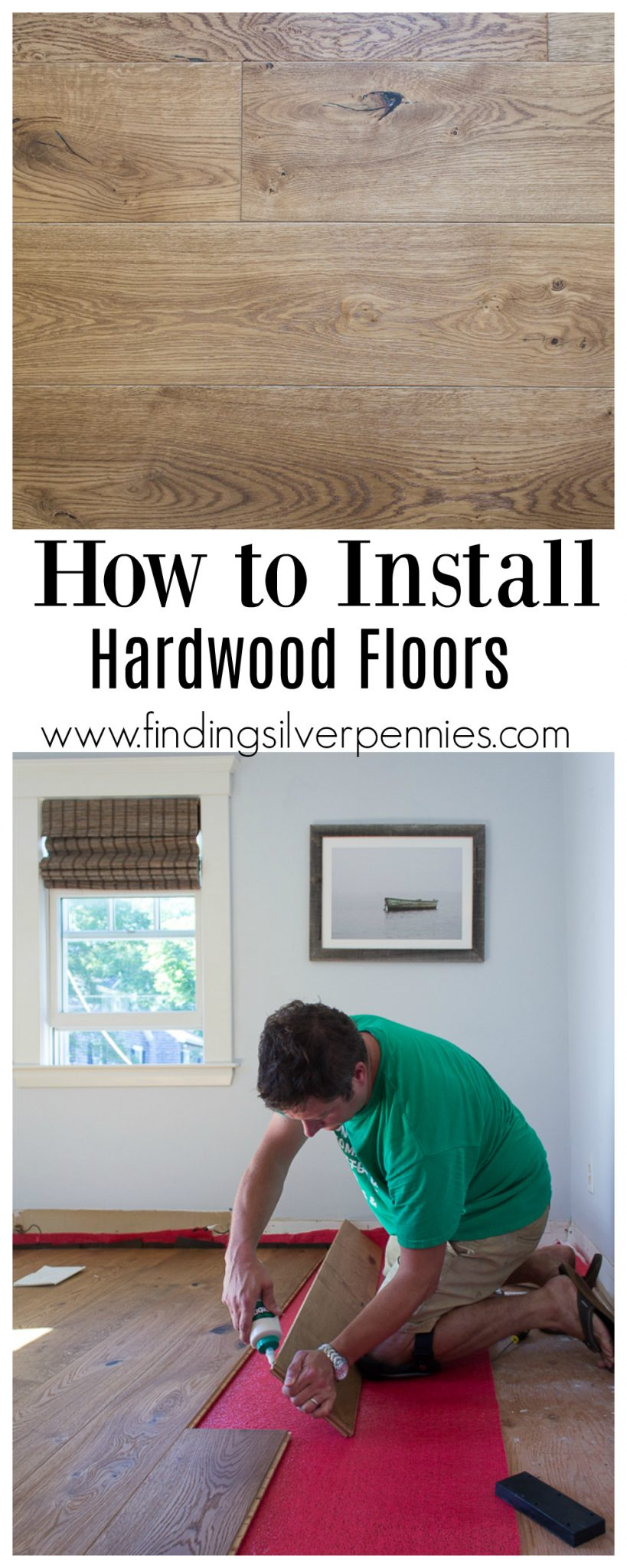 How To Install Hardwood Floors Bedroom Makeover Finding
