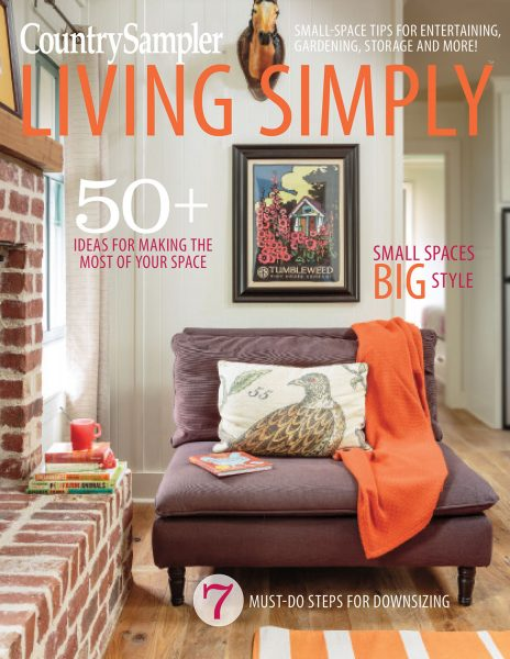 Living Simply Cover
