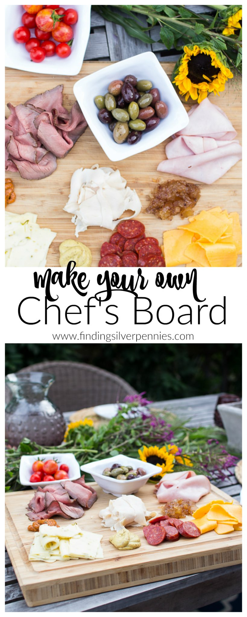 Make Your Own Chef's Board