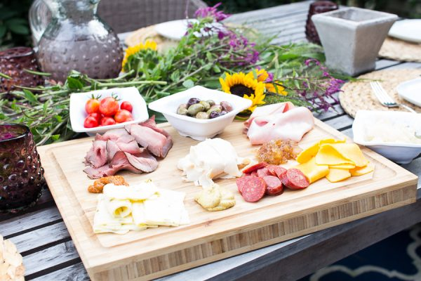 Easy tips for making your own chef's board