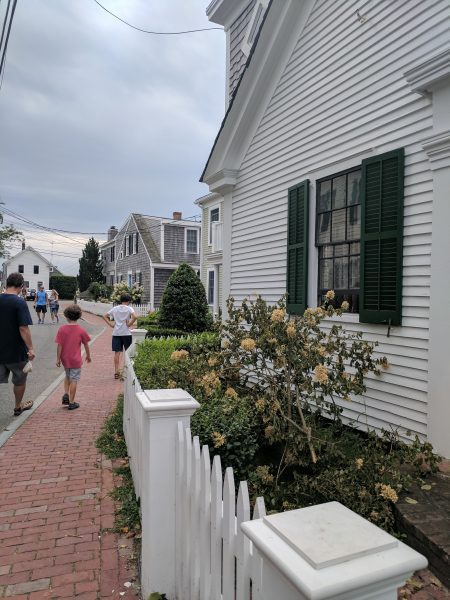 New England Cottage Style, Provincetown