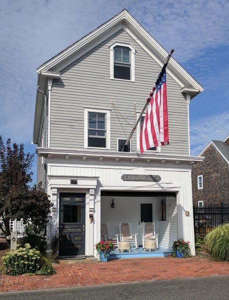 Adorable home in Provincetown, an adapted fire station