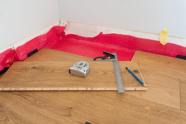Installing Sawyer Mason Wide Plank Flooring