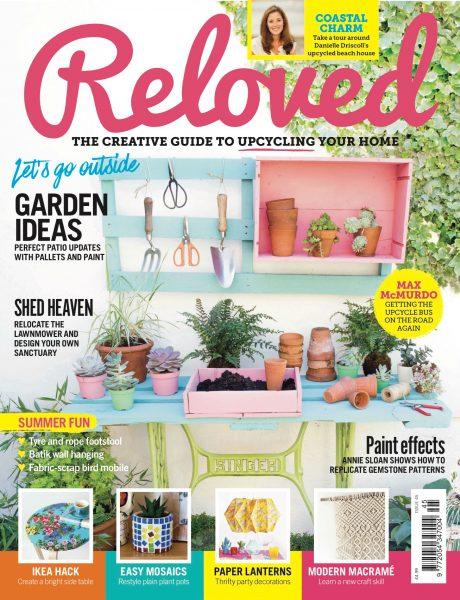 Reloved Magazine Cover - I love this magazine!