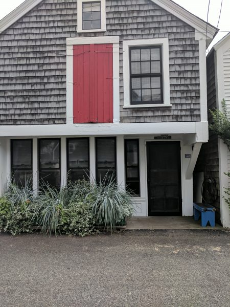 Barn turned cottage - Provincetown style