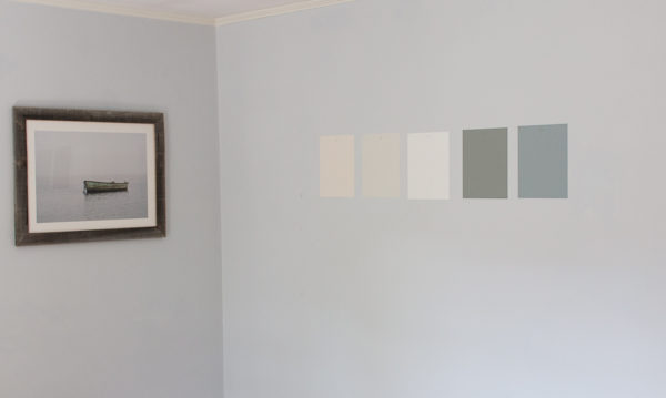 Selecting Colors (Master Bedroom Makeover)