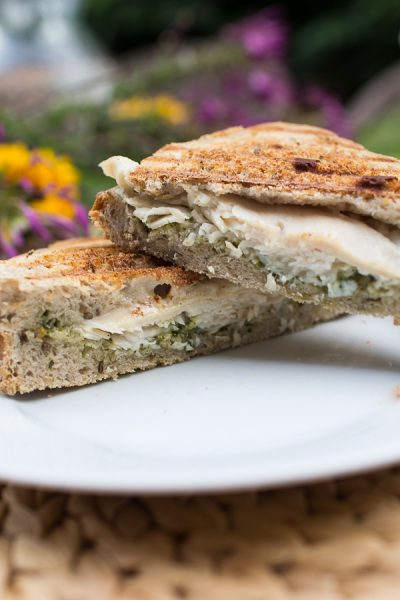 mouth-watering panini sandwiches - a perfect easy dinner
