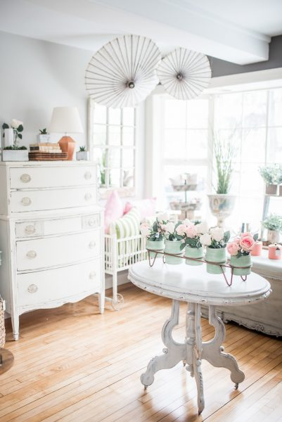 Simple styling of Laurel Grove