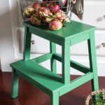 A New Life for An Old Stool
