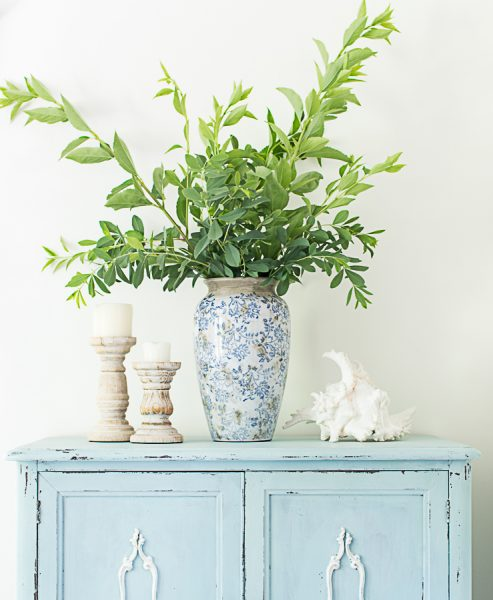 Easy way to add greenery to your home
