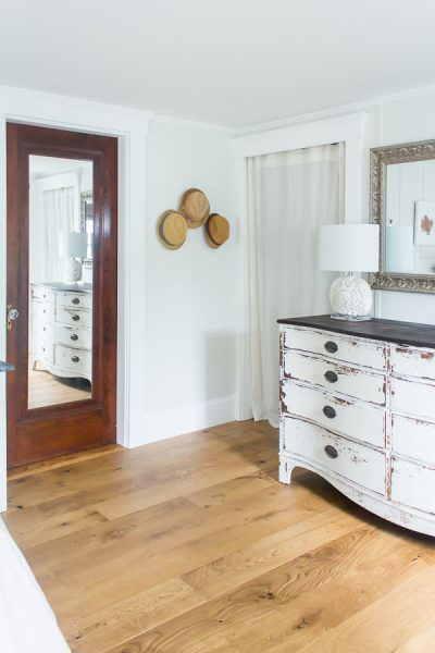 Gorgeous gleaming hardwood floors - Favorite DIYs - Finding Silver Pennies