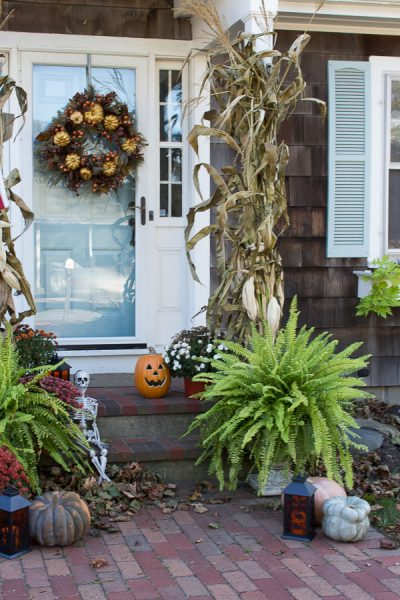 Affordable Halloween Decor I Finding Silver Pennies